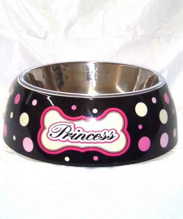 Medium Milano Princess Pet Bowl