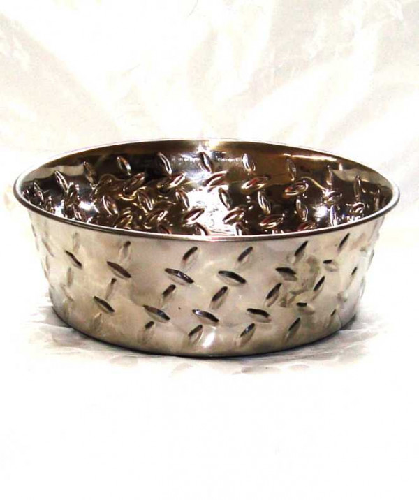 Diamond Plate Bowl 32oz