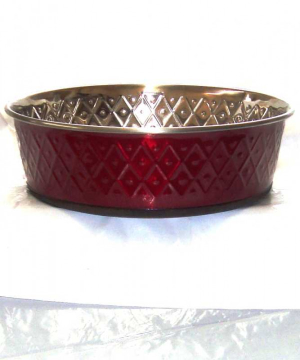 Diamond Plate Bowl 64oz