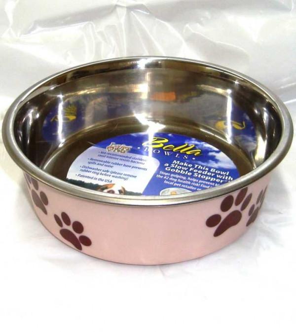 Bella Pink Small Paparazzo Bowl