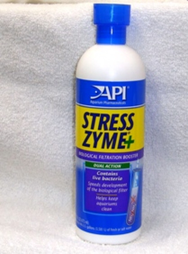 Stress Zyme+ Water Conditioner 8 Oz.