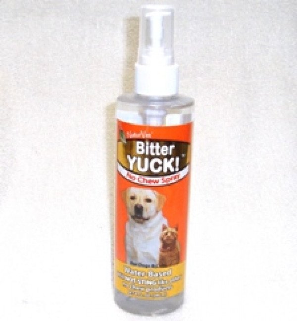 Bitter Yuck! No Chew Spray 8 Oz.