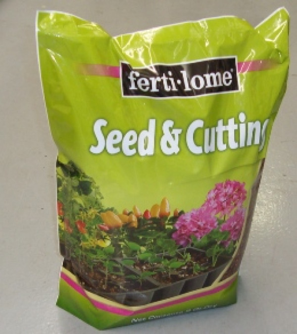 Fertilome Seed & Cutting Mix
