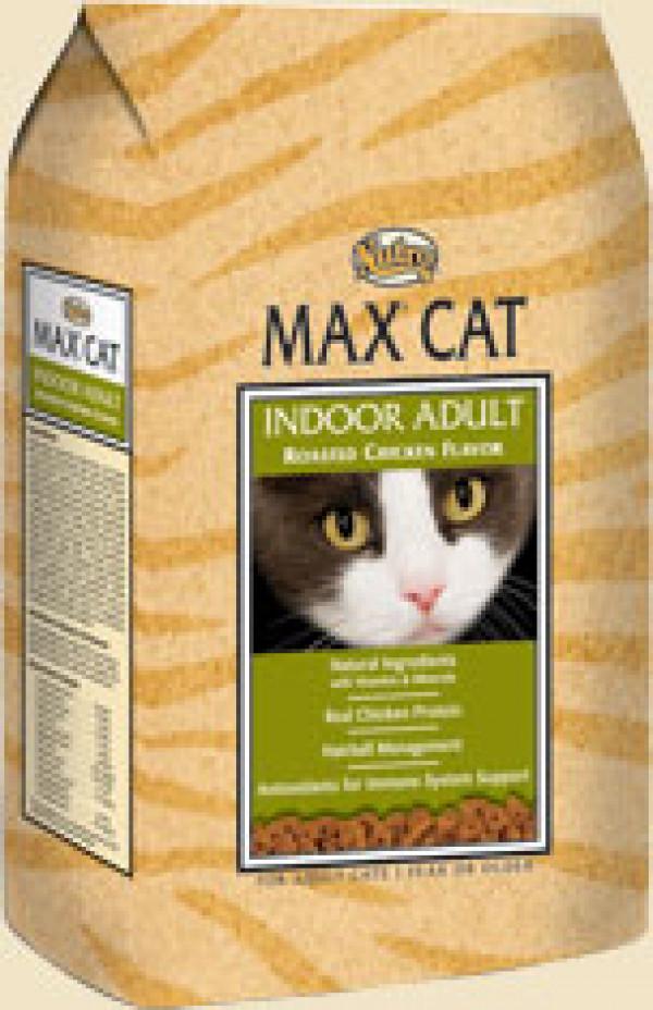 Nutro Max Adult Chicken Indoor Cat Food