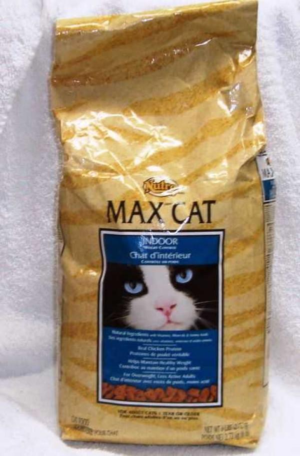 Nutro Max Cat Indoor Weight Control 6#