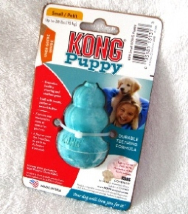 Kong Small Puppy Teething Dog Toy