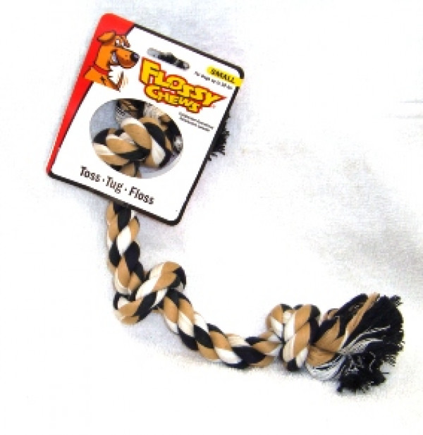 Flossy Chews Small Dog Rope Toy