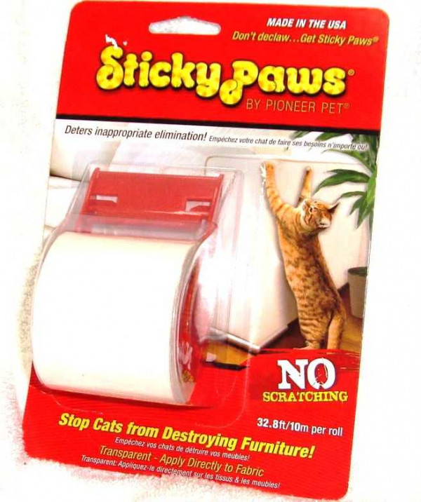 Sticky Paws Roll Tape