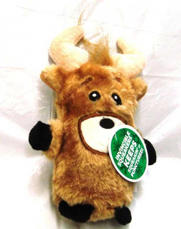 Reindeer Mini Dog Toy