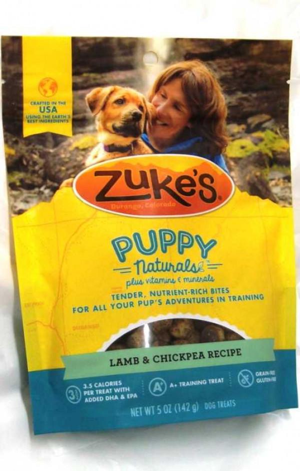 Zuke Puppy Natural Lamb/Chickpea