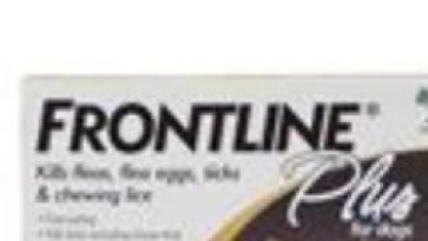 Frontline Plus Single Application Dogs 23-44 lbs.