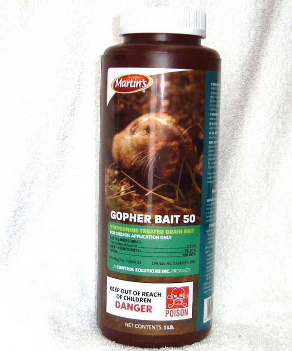 Martins Gopher Bait 50