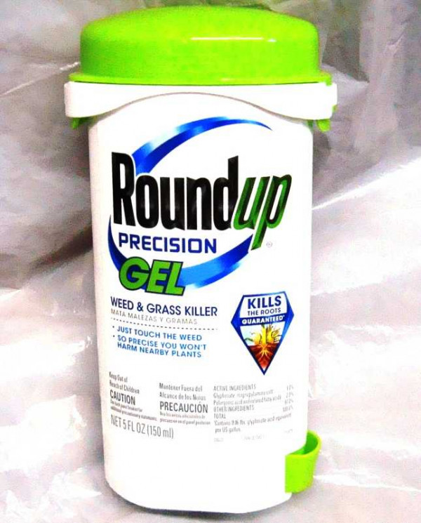 Roundup Precision Gel 5 oz. Weed & Grass.