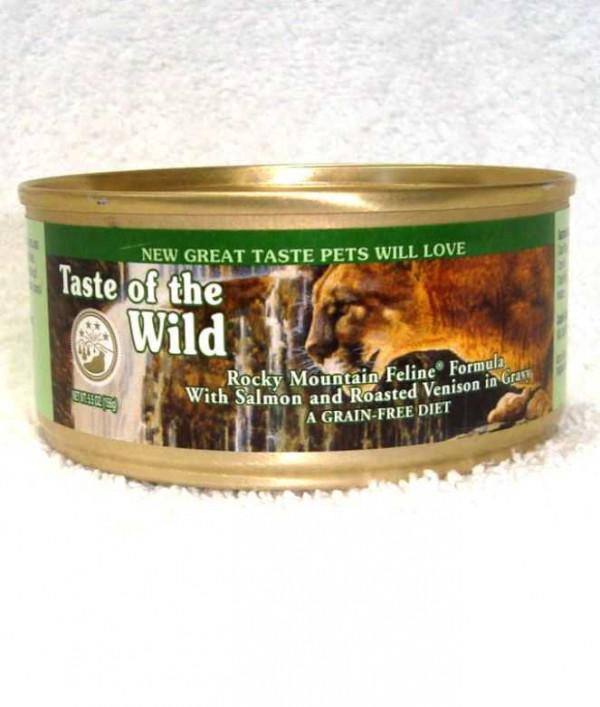 Rocky Mountain Feline Can Cat Food