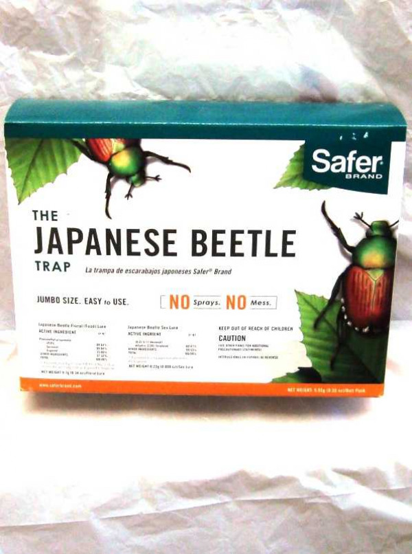 Safer Japanese Beetle Trap