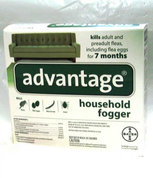 Advantage Foggers 3pk