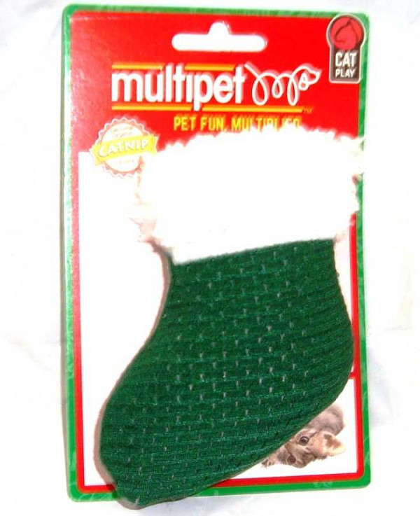 Little Stocking Cat Toy