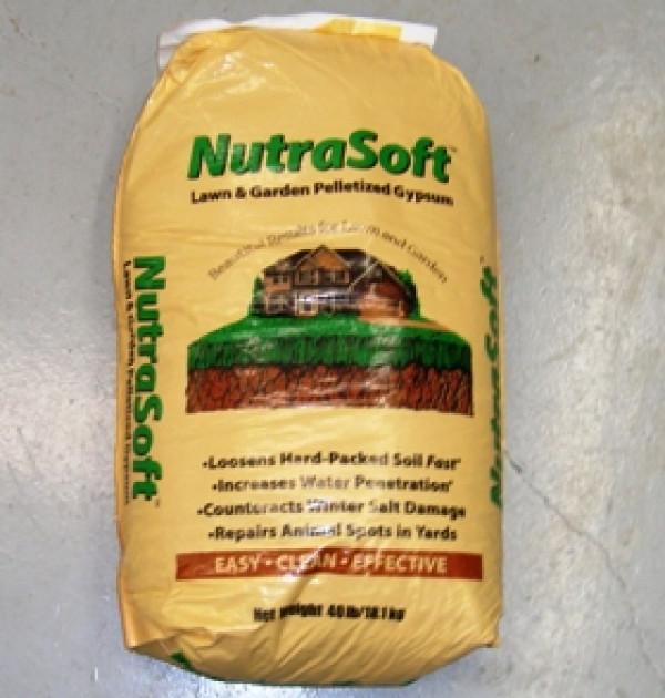 Gypsum 40 Lb. Bag Lawn Damage Repair