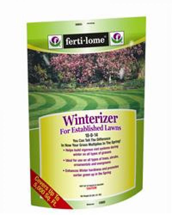 Fertilome 20 Lb. Winterizer Lawn Fertilizer