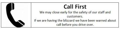 call first