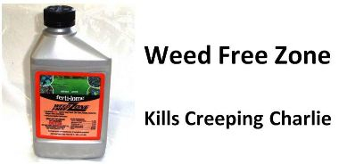 Weed Free Zone